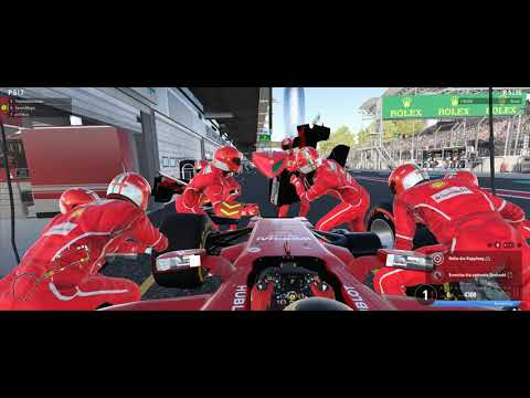 [COR F2] Season 4 - Race 5 - Azerbaijan