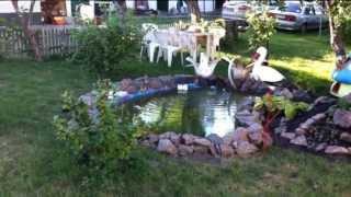 Садовое озеро своими руками(, 2013-06-25T22:13:15.000Z)