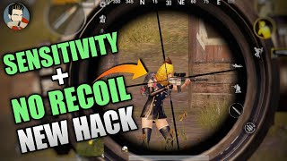 PUBG Trick: ZERO Recoil Sensitivity Setting only 1% People Use !!