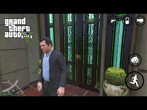 Gta 5 For Android Download + Gameplay   Play Real Gta 5 Mobile On Android   Concept Gameplay