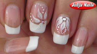 видео Идеи красивого свадебного маникюра