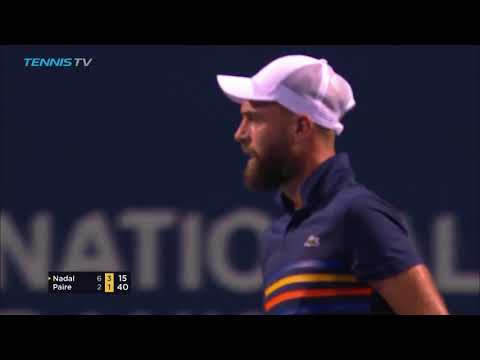 Hot Shot: Paire's Backhand Special