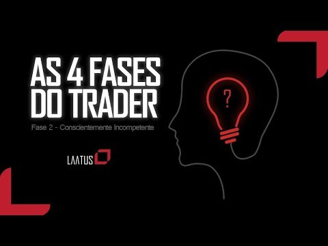 As 4 fases do Trader - Fase 2 - Conscientemente Incompetente
