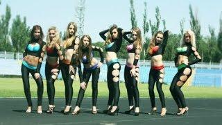 Клубные танцы 2014 видео