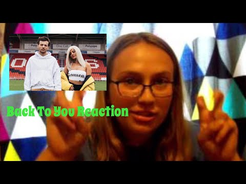 Back To You by Louis Tomlinson Reaction // Madi Sharp