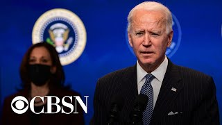 Biden to announce executive action targeting racism against Asian Americans