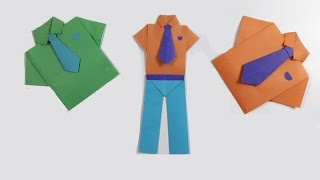 Origami Pants - Time-lapse