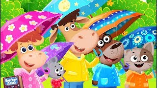 Download Бурёнка Даша. Дождик | Песни для детей Mp3 and Videos