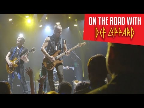 DEF LEPPARD - On The Road 2017