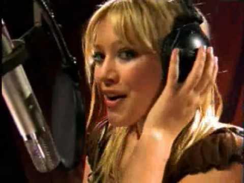 I cant wait- Hilary Duff