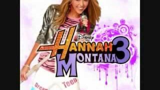 Are You Ready - Hannah Montana 3 Album Version with Lyrics
