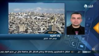 بالفيديو.. استشهاد فلسطيني وإصابة 40 برصاص الإحتلال في مخيم