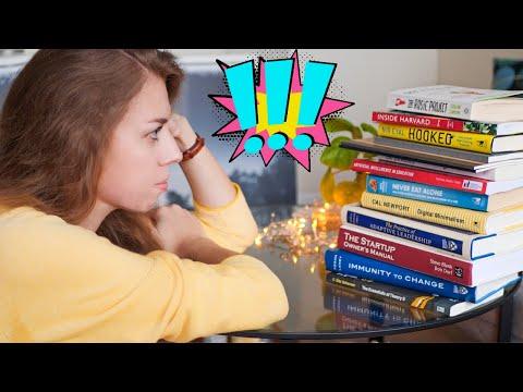 Как продуктивно читать книги? Прокрастинация чтения.
