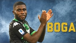 The Brilliance of Jeremie Boga ● Dribbling Skills & Goals 🔥