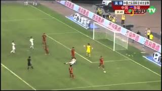 Repeat youtube video AJUTV 중국축구, 태국에 참패...관중 분노 폭발 현장 영상