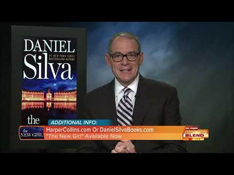 Daniel Silva's Latest Book,
