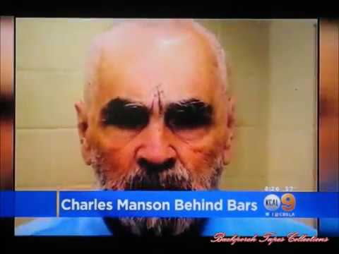 Charles Manson Back at Corcoran State Prison 1/ 7/2017 News 8PM