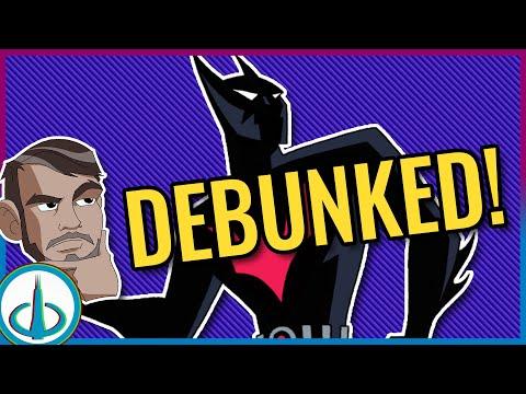 BATMAN BEYOND Is NOT An Alternate Future! CONFIRMED!