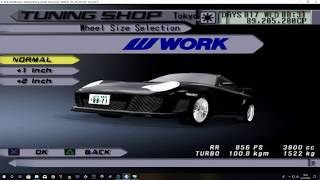 Tokyo Xtreme Racer 3 - How To Tune Special Cars