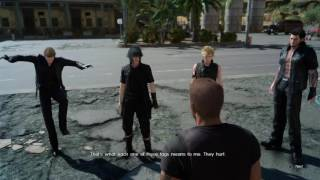 Video Final Fantasy XV Gameplay - Ignis Doesn't Respect Dead Hunters download MP3, 3GP, MP4, WEBM, AVI, FLV November 2018