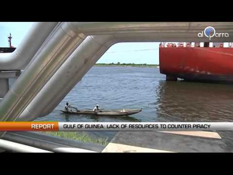 Gulf of Guinea: Lack of resources to counter piracy