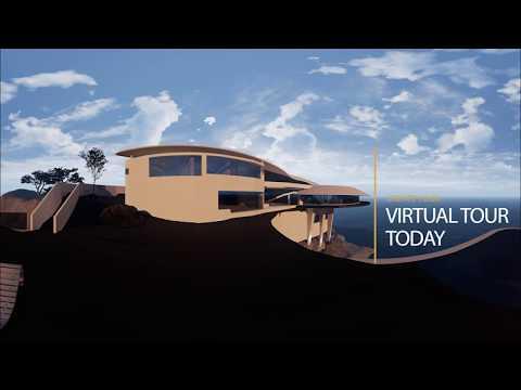 Malibu House VR Tour