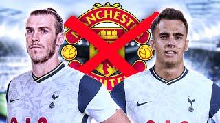 Tottenham To Beat Manchester United To Gareth Bale & Sergio Reguilon?! | Transfer Talk