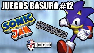 JUEGOS BASURA: Sonic Jam (Game.com) - Loquendo