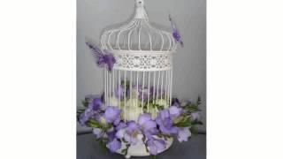 Wedding Birdcage Decorations