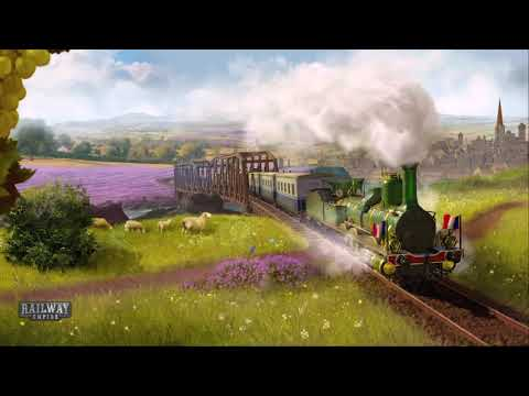 Railway empire France pack song |