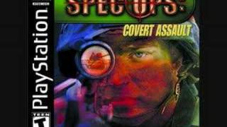 Spec-Ops: Covert Assault (Menu Music)