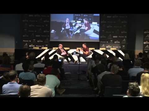 Paul McGuiness (Principal Management / Manager U2) - IMS 2014 - Keynote Interview