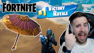 FORTNITE Season 5 VICTORY ROYALE Esernyő ! | ELSŐ REAKCIÓ CHAPTER 2 SEASON 5 gameplayre