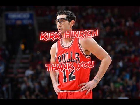 Kirk Hinrich - Thank You