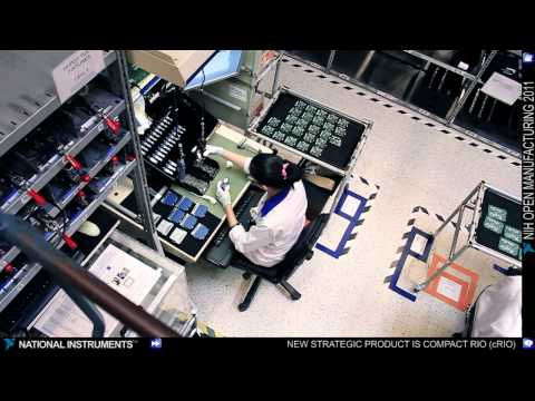 National Instruments - Open Manufacturing - Hungary