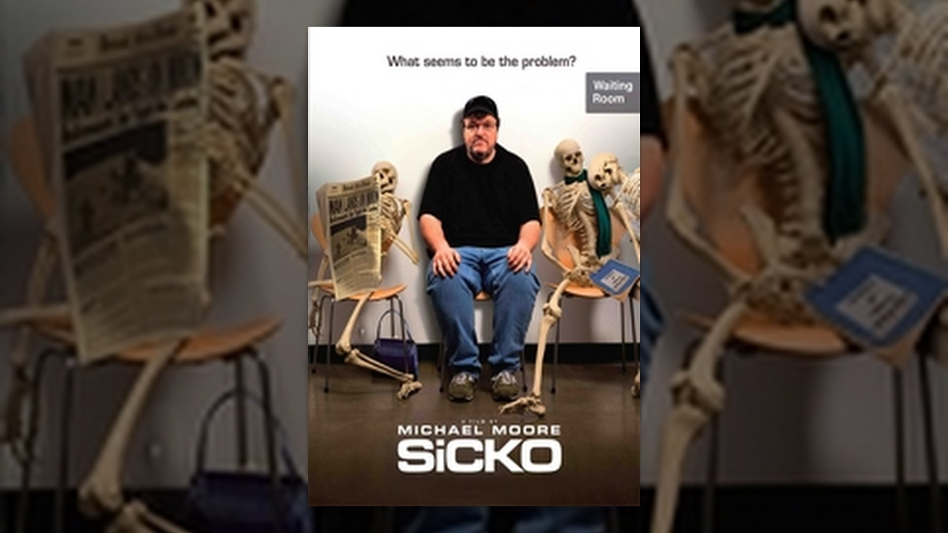 """response to movie sicko With the presidential election just a day away, we continue our conversation with academy award-winning filmmaker michael moore, the director of """"roger & me,"""" """"fahrenheit 9/11,"""" """"bowling for columbine,"""" """"sicko,"""" """"capitalism: a love story"""" and """"where to invade next"""" he has."""