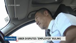 Ready, Set, Fight! CA Rules Uber Driver Is an Employee