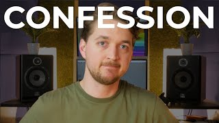 I am not a good mixer (confession)
