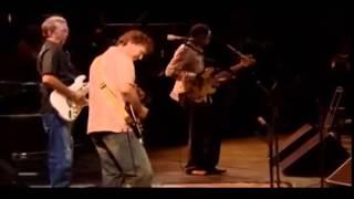 Steve Winwood, Eric Clapton, Derek Trucks  - Can't Find My Way Home