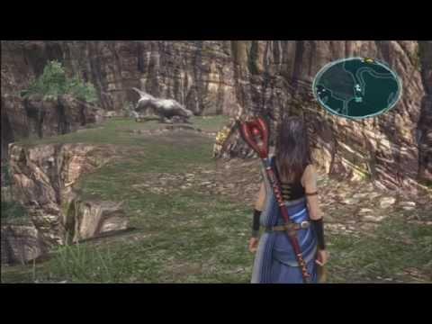 Guía Comentada Final Fantasy XIII HD - Ganar muchos PCs en el Capítulo 11 (Estepa Archylte)