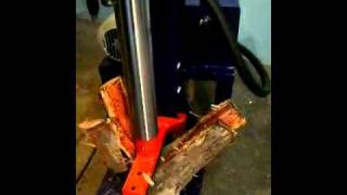 Vertical Log Splitter. (www.shapura.com)