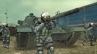メタルギアソリッド ピースウォーカー HD Part.7 対戦車戦:T-72U