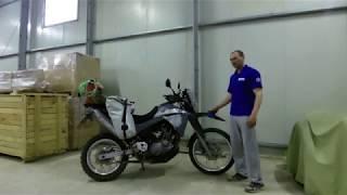 Обзор снаряжения для внедорожного туризма на мотоцикле.