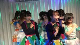 SGR Vol.60夜の部 kimowota☆7&和洋女子大学 和娘。《なごむすめ》とのコラボ⇒ きも娘☆7。《きもむすめ》後半2曲