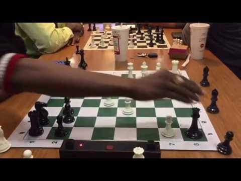 Blitz chess in Chicago