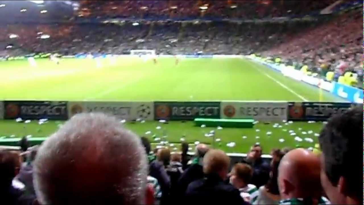 Champions League Partien