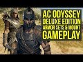 Assassin's Creed Odyssey Deluxe Edition SHOWCASE Armor Sets, Mount & More (AC Odyssey Deluxe Edition