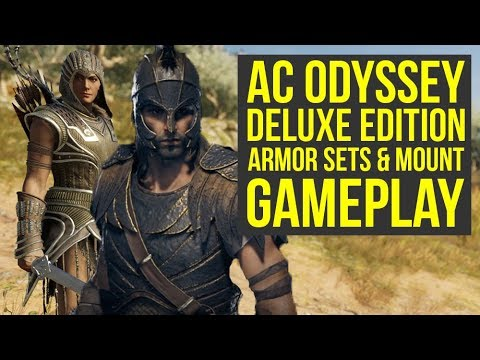 assassins creed odyssey deluxe edition pc