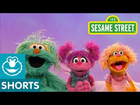 Sesame Street: Just Between Us Girls