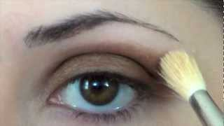 Bronzed Taupe & Emerald Eyes, 2013 Pantone Color of the Year Thumbnail